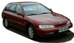 HONDA ACCORD V купе (CD7, CD9)