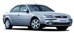 FORD MONDEO III седан (B4Y)